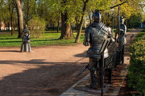 Рыцари и дама сердца