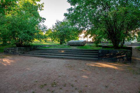 Памятник белофиннам