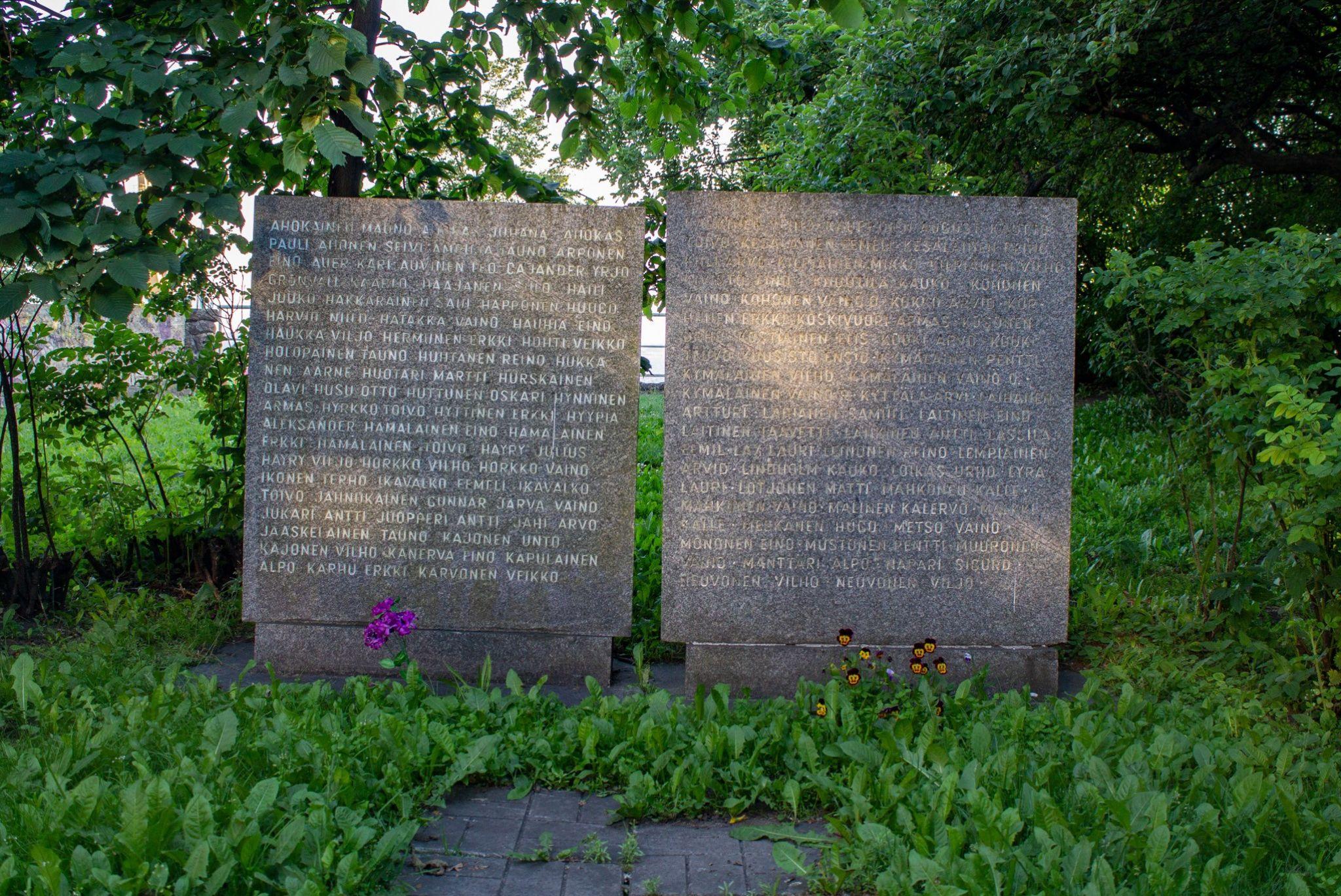 Кладбище военнослужащих земского прихода
