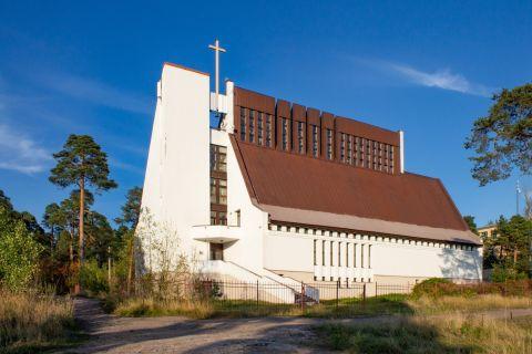 Баптистская церковь