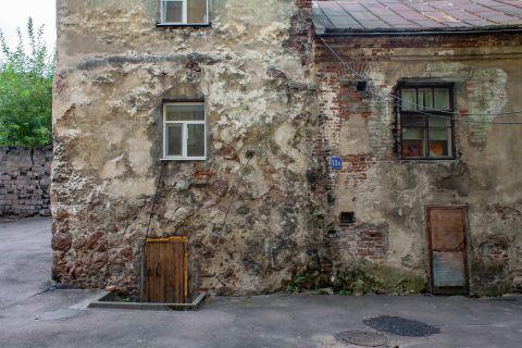 Дом горожанина