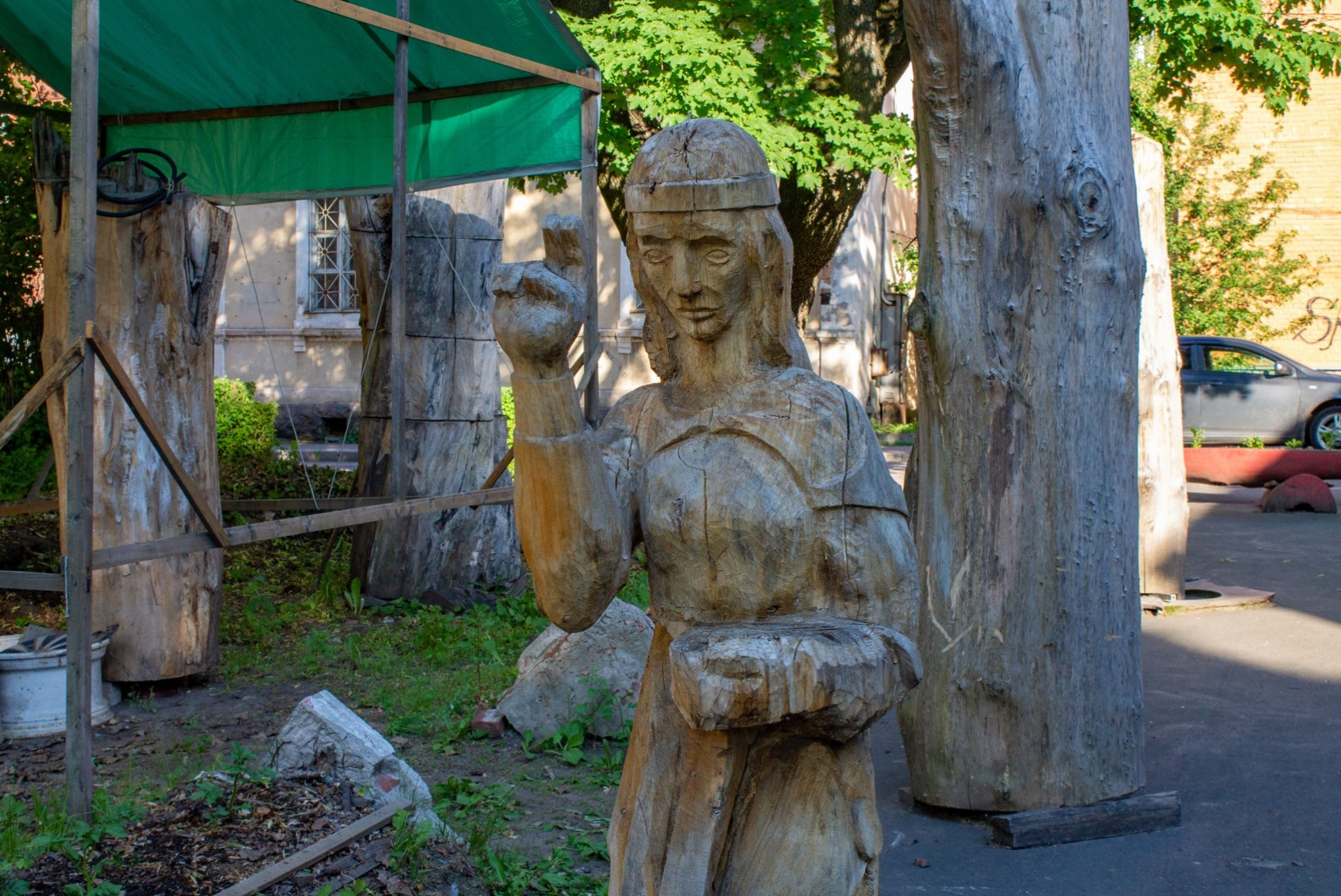 Скульптуры Чернова