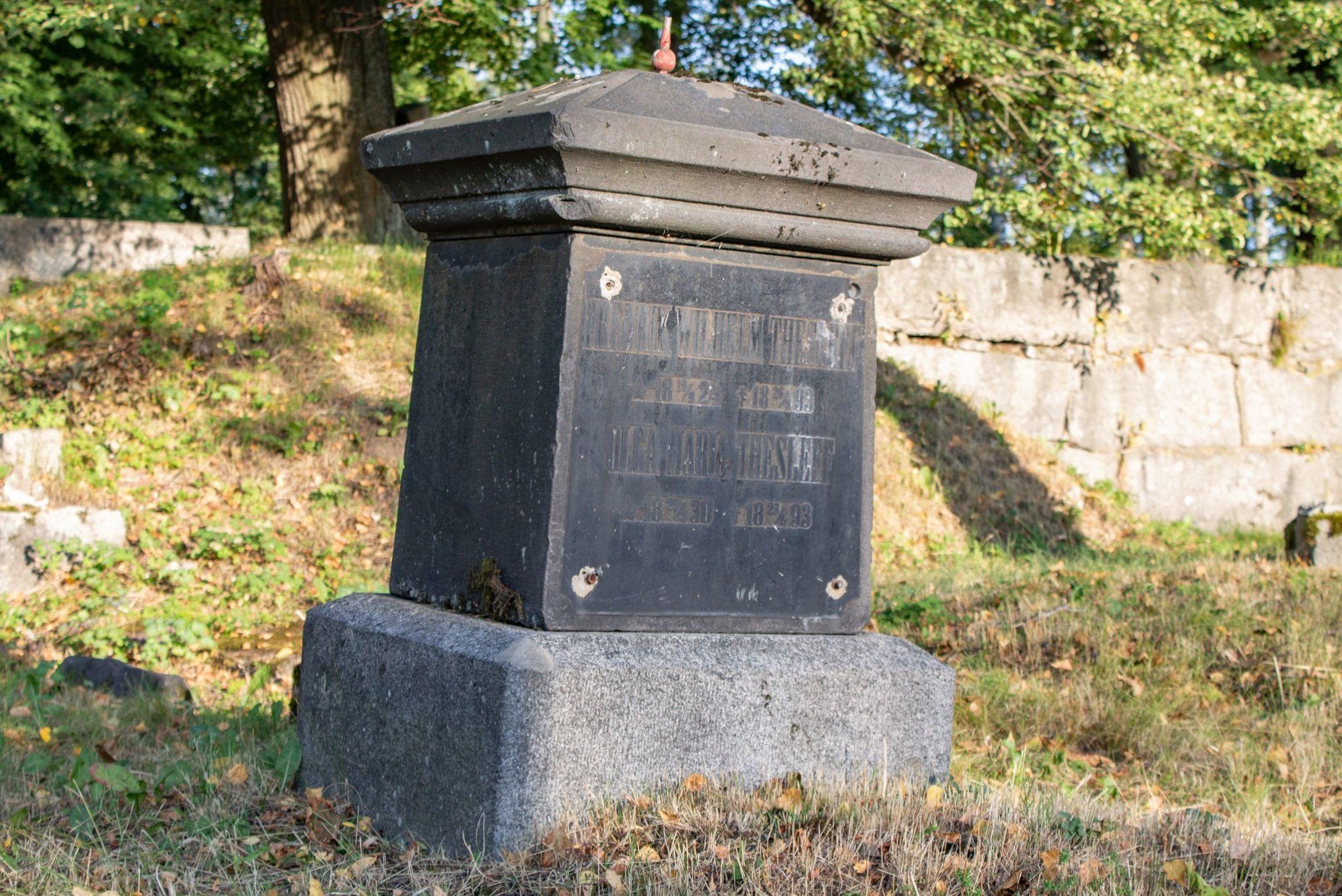 Сорвальское кладбище