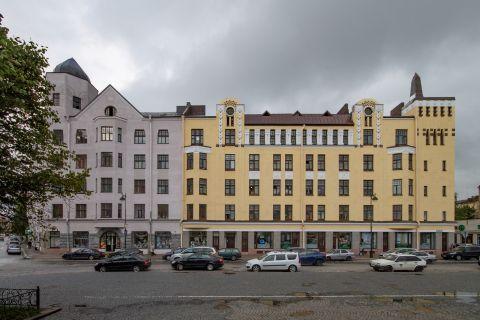 Дома «Отсо» и купца Москвина