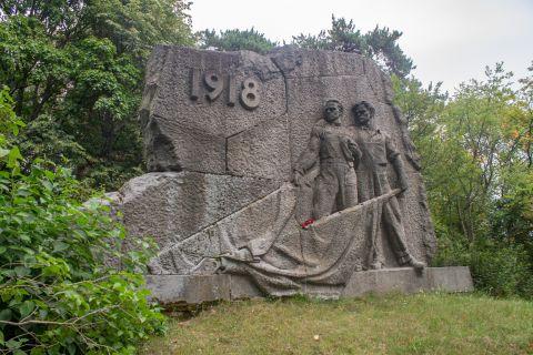 Памятник финским красногвардейцам